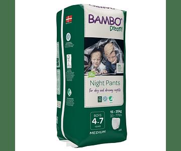 Bambo Dreamy Niño 4-7 años, 15-35 kg