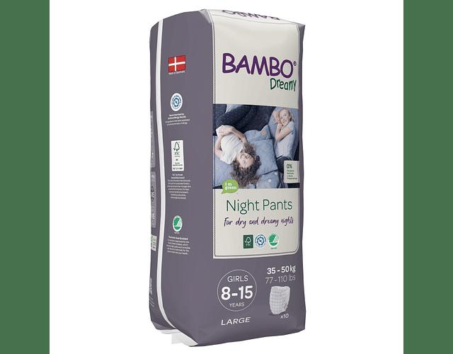 Bambo Dreamy Niña 8-15 años, 35-50 kg