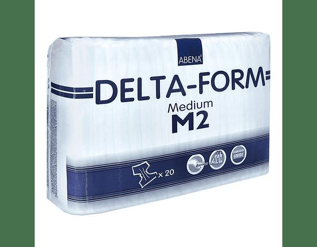 Delta Form talla M 20 Unidades