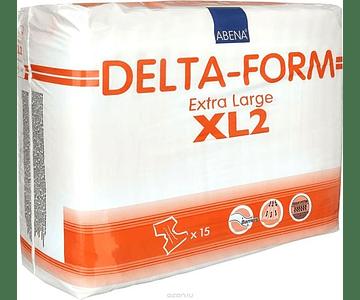 Delta Form XL 15 Unidades