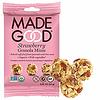 Bolitas de Granola Frutilla 24g - Made Good