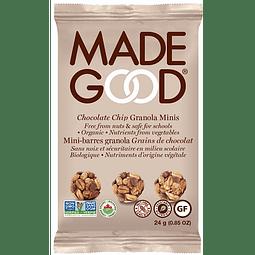 Bolitas de Granola Chocolate Chips 24g - Made Good