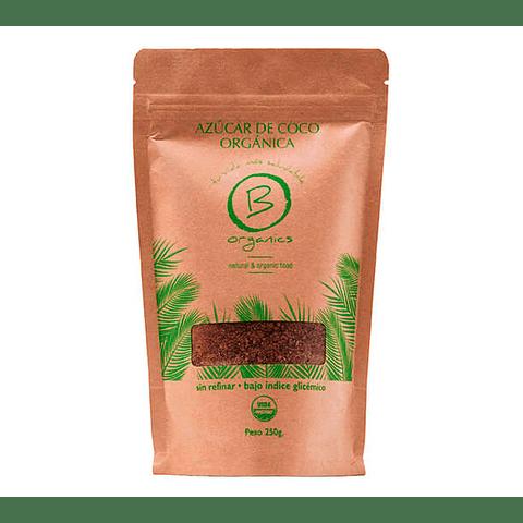 Azucar de Coco Organica 250 grs - B Organics