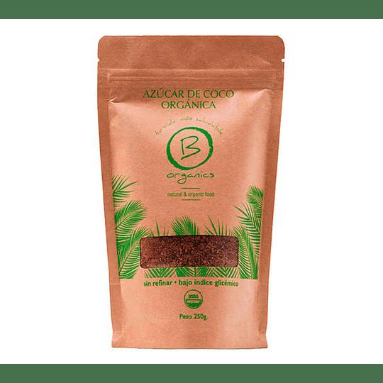 Azucar de Coco Organica 250 grs - Be Organics