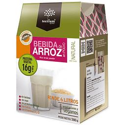 Bebida de Arroz en Polvo 300g - Terrium
