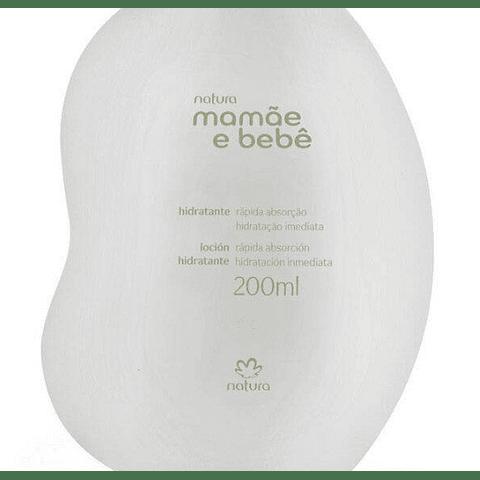 Loción Hidratante Mamá y Bebé 200ml - Natura