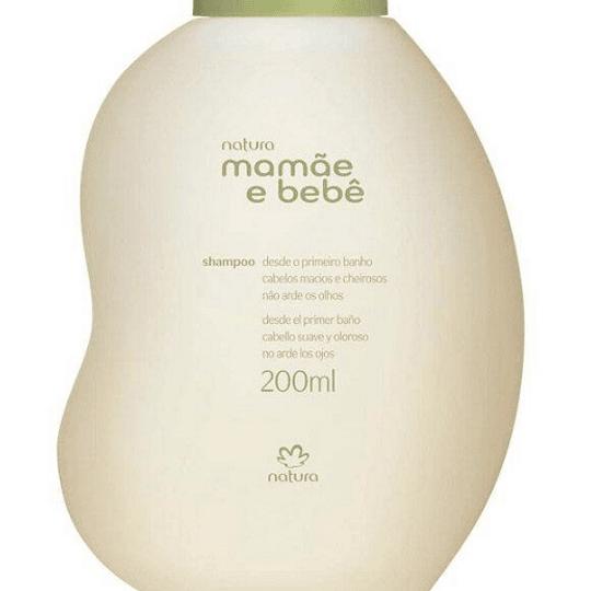 Shampoo Mamá y Bebé 200ml - Natura