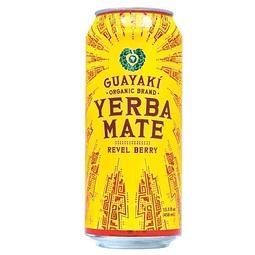Bebida de Yerba Mate Revel Berry - Guayaki