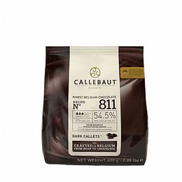 Cobertura Chocolate Callebaut 54.5% 811 - 400g