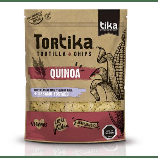 Tortikas Quinoa 180g