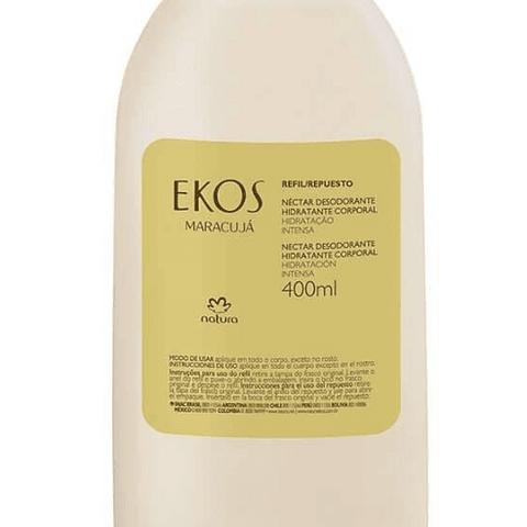 Repuesto Hidratante Corporal Ekos Maracuya 400ml