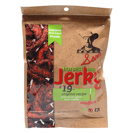 Jerky (Vegan Charqui)