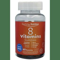 8 Vitamins Gummies