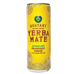 Bebida de Yerba Mate Guayaki - Grapefruit Ginger
