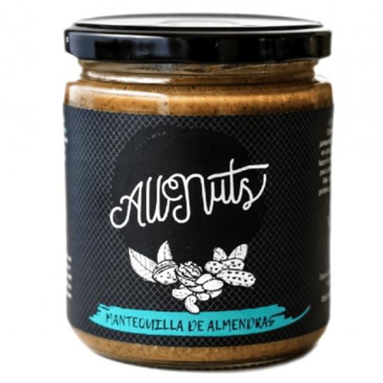 Mantequilla de Almendras All Nuts - 450g