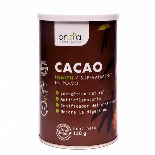 Cacao en Polvo Brota - 150g