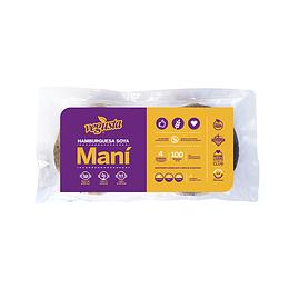 Hamburguesas de Soya Mani - Vegusta (4un)