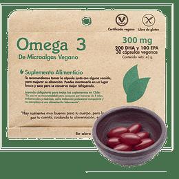 Omega 3 (30 cápsulas) - Dulzura Natural