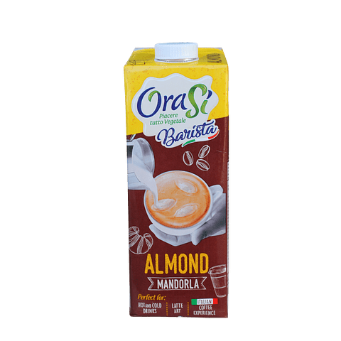 OraSi Barista - Almendra (1 litro)