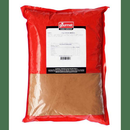 Cacao Amargo Gourmet - 1kg