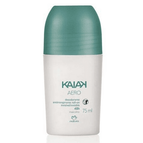 Desodorante roll-on masculino Kaiak Aero - Natura