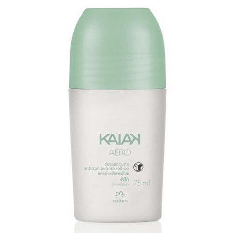 Desodorante roll-on femenino Kaiak Aero - Natura