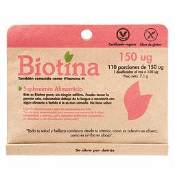 Biotina - Dulzura Natural
