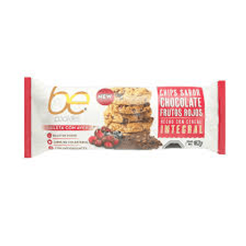 Be Cookies - Chips Sabor Chocolate Frutos Rojos