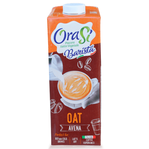 OraSi Barista - Avena (1 litro)