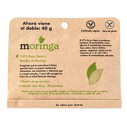 Moringa - Dulzura Natural