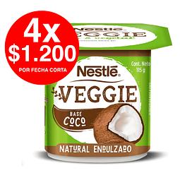 4 x $1.200 - Yogurt Veggie Coco