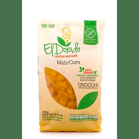 Gnocchi Maíz 250g - El Dorado