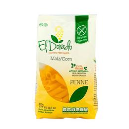 Penne Maiz 250g - El Dorado