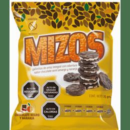 Galletas Mizos Chocolate Naranja