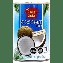 Bebida de Coco 400ml - Chef's Choice