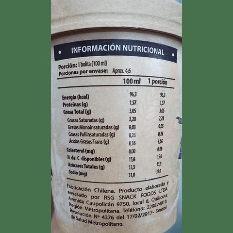 Helado Vegmonkey - Chocolate