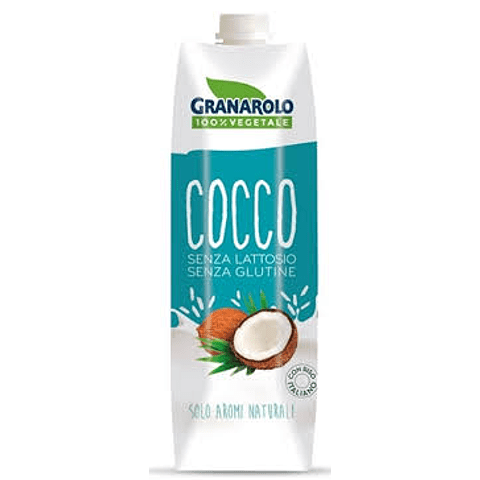 Bebida Vegetal de Coco Arroz - Granarolo (1 litro)