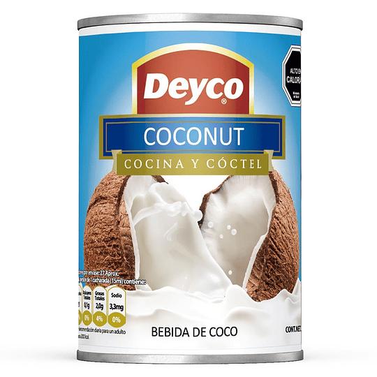 Bebida de Coco 400ml - Deyco