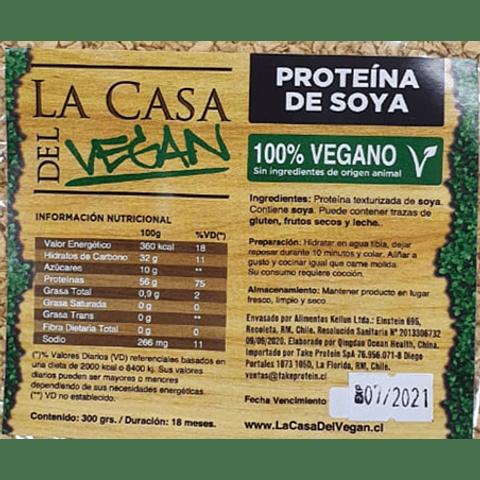 Proteina de Soya LCDV - 300g