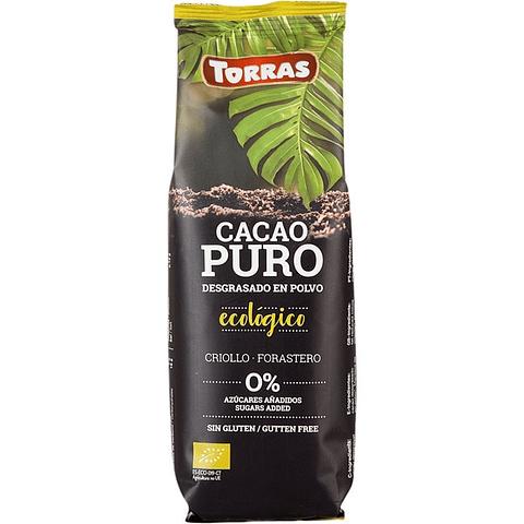 Cacao Puro en Polvo 150g - Torras