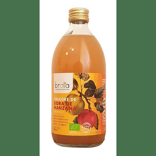 Vinagre de Sidra de Manzana 500ml - Brota