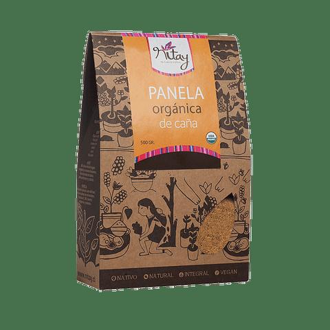 Panela de Caña Orgánica 500g - Nitay