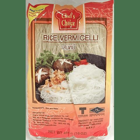 Fideos Vermicelli Chef's Choice - 375g