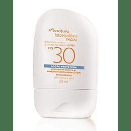 Protección Solar Facial Natura Fotoequilibrio - FPS 30, Piel Normal a Seca