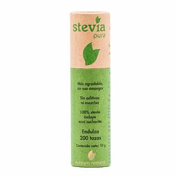 Stevia pura 100% (10g) - Dulzura Natural