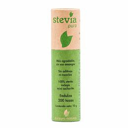 Stevia pura en Tubito 100% (10g) - Dulzura Natural
