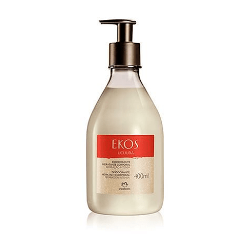 Desodorante Hidratante Corporal Ucuuba Ekos - 400ml