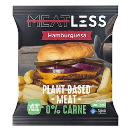 Hamburguesa Meatless
