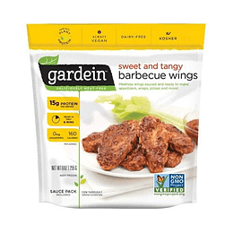 Barbecue Wings (Sucedaneo alitas de pollo) - Gardein