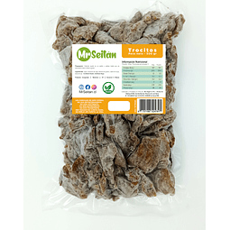 Mr. Seitan 500g - Trocitos